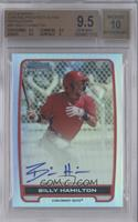 Billy Hamilton [BGS 9.5 GEM MINT] #/500