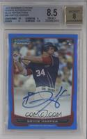 Bryce Harper /99 [BGS 8.5 NM‑MT+]