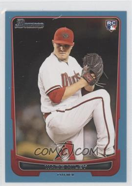 2012 Bowman Draft Picks & Prospects - [Base] - Blue #15 - Wade Miley /500
