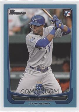 2012 Bowman Draft Picks & Prospects - [Base] - Blue #26 - Irving Falu /500
