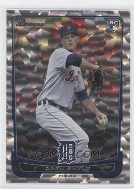 2012 Bowman Draft Picks & Prospects - [Base] - Silver Ice #5 - Drew Smyly