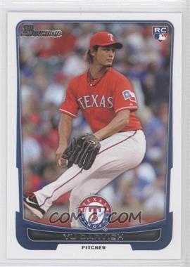 2012 Bowman Draft Picks & Prospects - [Base] #50 - Yu Darvish