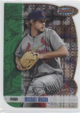 2012 Bowman Draft Picks & Prospects - Bowman's Best - X-Fractor #BB12 - Michael Wacha /25