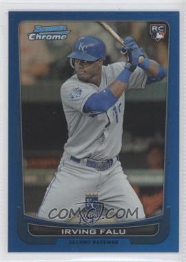 2012 Bowman Draft Picks & Prospects - Chrome - Blue Refractor #26 - Irving Falu /250