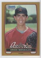 Erick Gonzalez #13/50