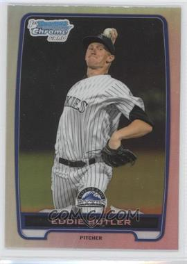 2012 Bowman Draft Picks & Prospects - Chrome Draft Picks - Refractors #BDPP103 - Eddie Butler