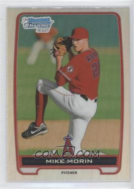 2012 Bowman Draft Picks & Prospects - Chrome Draft Picks - Refractors #BDPP111 - Mike Morin