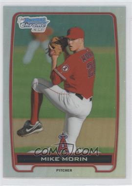 2012 Bowman Draft Picks & Prospects - Chrome Draft Picks - Refractors #BDPP111 - Mike Morin