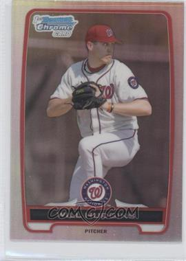 2012 Bowman Draft Picks & Prospects - Chrome Draft Picks - Refractors #BDPP142 - Will Hudgins