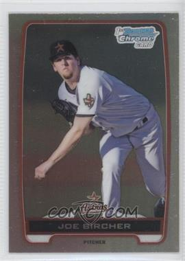 2012 Bowman Draft Picks & Prospects - Chrome Draft Picks - Refractors #BDPP67 - Joe Bircher