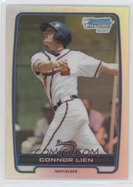 2012 Bowman Draft Picks & Prospects - Chrome Draft Picks - Refractors #BDPP82 - Connor Lien