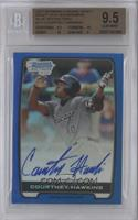 Courtney Hawkins [BGS 9.5 GEM MINT] #/150