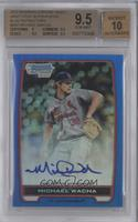 Michael Wacha /150 [BGS 9.5 GEM MINT]