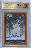 Addison Russell /25 [BGS 9.5 GEM MINT]