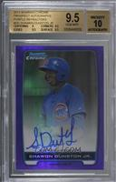 Shawon Dunston Jr. [BGS 9.5 GEM MINT] #/10