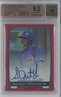 Shawon Dunston Jr. /5 [BGS 9.5 GEM MINT]
