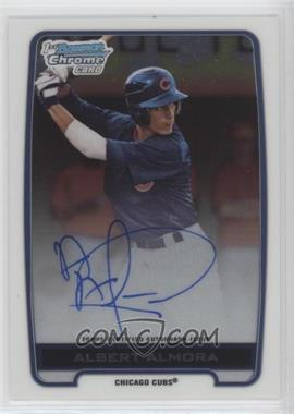 2012 Bowman Draft Picks & Prospects - Chrome Draft Picks Autographs #BCA-AA - Albert Almora