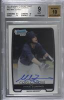 Mike Zunino [BGS 9 MINT]