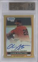 Chris Stratton /50 [BGS 9.5]