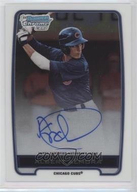 2012 Bowman Draft Picks & Prospects - Chrome Draft Picks Certified Autographs #BCA-AA - Albert Almora