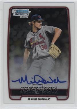 2012 Bowman Draft Picks & Prospects - Chrome Draft Picks Certified Autographs #BCA-MW - Michael Wacha