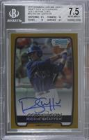 Ravel Santana /50 [BGS 7.5 NEAR MINT+]