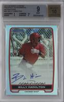Billy Hamilton /500 [BGS 9 MINT]