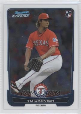 2012 Bowman Draft Picks & Prospects - Chrome #50 - Yu Darvish