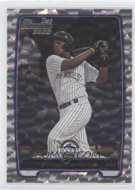 2012 Bowman Draft Picks & Prospects - Draft Picks - Silver Ice #BDPP114 - Correlle Prime