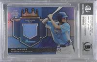 Wil Myers /199 [BAS Certified Encased by BGS]