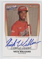 Nick Williams /199