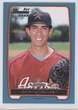 2012 Bowman Draft Picks & Prospects - Prospects - Blue #BDPP99 - Erick Gonzalez /500