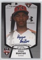 Byron Buxton (2011 Under Armour) #/233