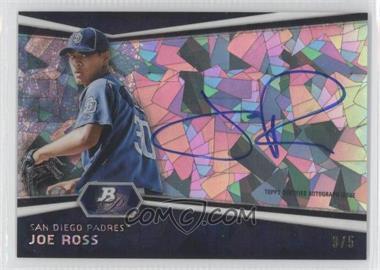 2012 Bowman Platinum - Autographed Prospects - Atomic Refractor #AP-JR - Joe Ross /5