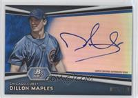 Dillon Maples /199