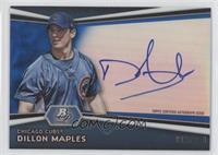 Dillon Maples /199