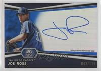 Joe Ross [EX to NM] #/199