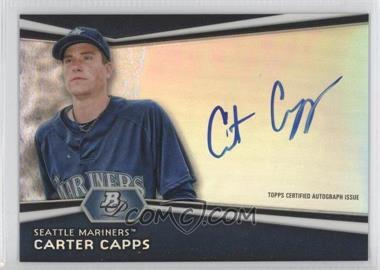 2012 Bowman Platinum - Autographed Prospects #AP-CC - Carter Capps