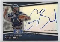 Greg Bird