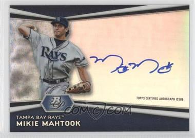 2012 Bowman Platinum - Autographed Prospects #AP-MM - Mikie Mahtook