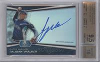 Taijuan Walker [BGS 9.5 GEM MINT]