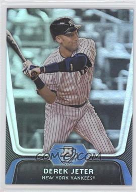 2012 Bowman Platinum - [Base] #14 - Derek Jeter