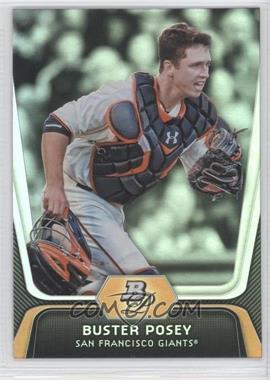 2012 Bowman Platinum - [Base] #57 - Buster Posey