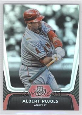 2012 Bowman Platinum - [Base] #68 - Albert Pujols