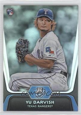 2012 Bowman Platinum - [Base] #9 - Yu Darvish