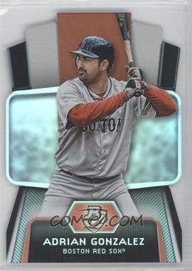 2012 Bowman Platinum - Cutting Edge Stars Die-Cut #CES-AG - Adrian Gonzalez