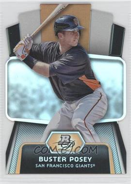 2012 Bowman Platinum - Cutting Edge Stars Die-Cut #CES-BP - Buster Posey