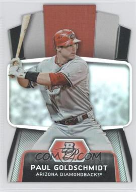 2012 Bowman Platinum - Cutting Edge Stars Die-Cut #CES-PG - Paul Goldschmidt