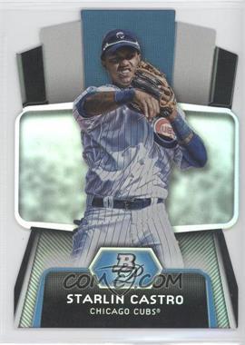 2012 Bowman Platinum - Cutting Edge Stars Die-Cut #CES-SC - Starlin Castro