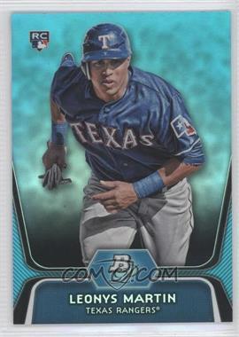 2012 Bowman Platinum - National Convention Wrapper Redemption [Base] - Platinum Blue #44 - Leonys Martin /499